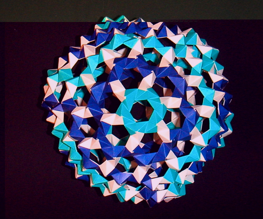 Now for something fun… mathematical origami! | My Math Mom | 718x864